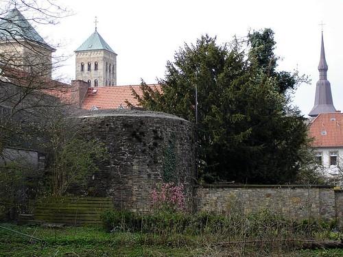 Turm der Hellingsmauer