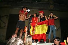 Spanische Fans I