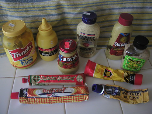 10 mustards