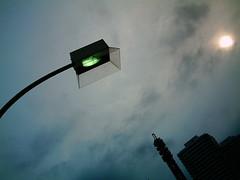 【写真】VQ3007で撮影した街灯@パシフィコ横浜