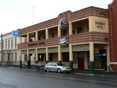Shamrock Hotel, Kyneton