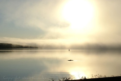 Early morning, Clode Sound