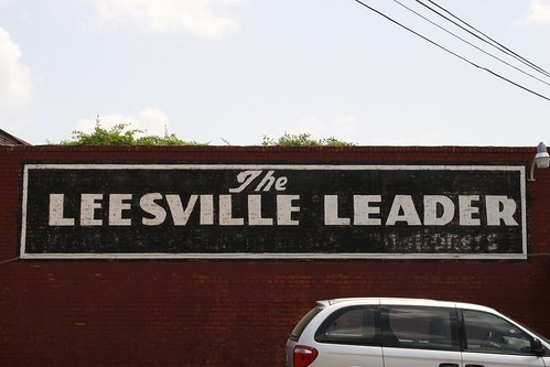 the leesville leader
