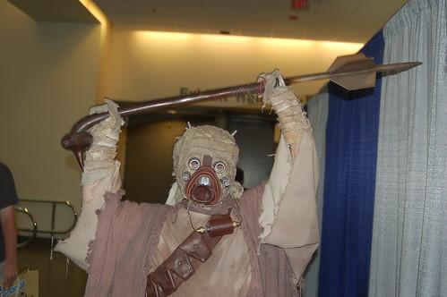 Comic Con 08: Sand Person
