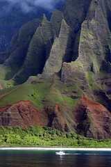 Na Pali Coast Kauai Hawaii by lsglickman1 (Leonard Glickman), on Flickr