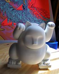 miao miao crazy weekend (jublin) Tags: print toy jon san comic you vinyl diego where miao 2008 con vermilyea