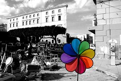 . . . . . (Gulixx - Made in north Africa) Tags: city urban blackandwhite bw italy white black art love me sex fun reflex nikon italia day luna bn explore sicily luci palermo bianco nero sicilia italians sicila d80