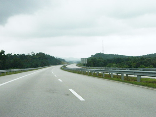 Lebuhraya Pantai Timur ( East West Highway )