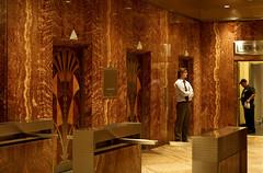 Chrysler Building Lobby (Scott Norsworthy) Tags: city newyork building art manhattan entrance william lobby chrysler marble elevators deco foyer 2470l lightroom vanalenarchitecture