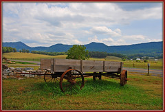 Anyone For An Old Fashion Hay Ride? - Explore #486 (Jerry Jaynes) Tags: wagon tn hayride sevierville greatsmokymountains timesgoneby servievilletn