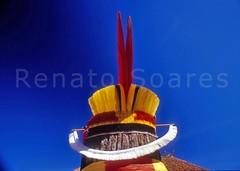 Renato Soares 01 - Mavutsinim - O ltimo Kuarup (www.renatosoares.com.br) Tags: brasil cores arte xingu ritual indios festa indigena etnias kuarup
