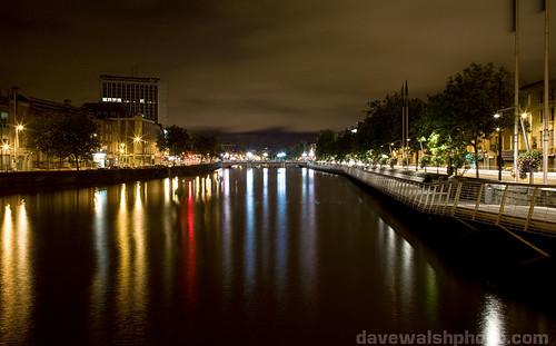 Rivery Liffey, Dublin