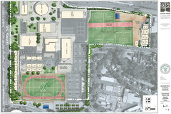 Roosevelt Middle School Proposed Joint-Use Fields