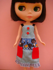 DIY DRESS : NUCHAN NO.07