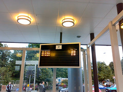 Redhill Bus Station - Display