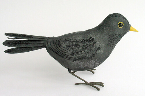 blackbird by Emily Sutton