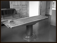 Autopsy Table (Gdnght1) Tags: history abandoned museum hospital insane scary state antique indianapolis central indiana eerie science haunted creepy medical vacant inside ghostly asylum pathology psychiatric mental psychology insaneasylum autopsy institution csh unnerving centralstate patienttreatmentfacility trespassingncentralstatehospital