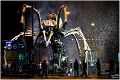 La Princesse's Final Night (petecarr) Tags: spider lamachine