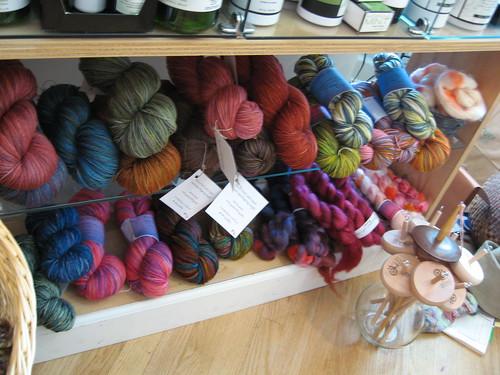 Rochelle's yarn