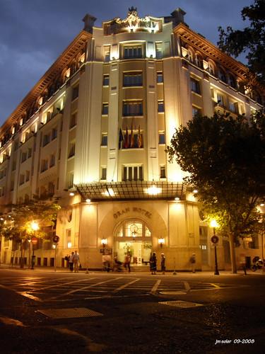 EL GRAN HOTEL - ZARAGOZA por jmsoler.