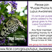 Purple Photos for Lupus Awareness