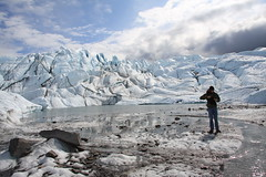Matanuska Glacier (lyndsklep) Tags: ice kyle palmer glacier melt matanuska glaciallake