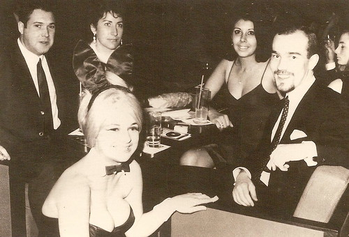 Mom and Dad at Playboy Club
