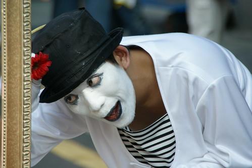 Art performer