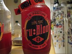 Tru Blood Liquor from HBO