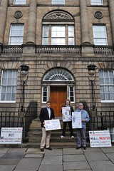 Bute House demo 1