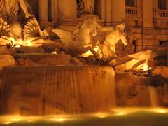 Fontana di Trevi (biancapreusker) Tags: italy rome water fountain trevi canonpowershots2 pfogold thechallengefactory