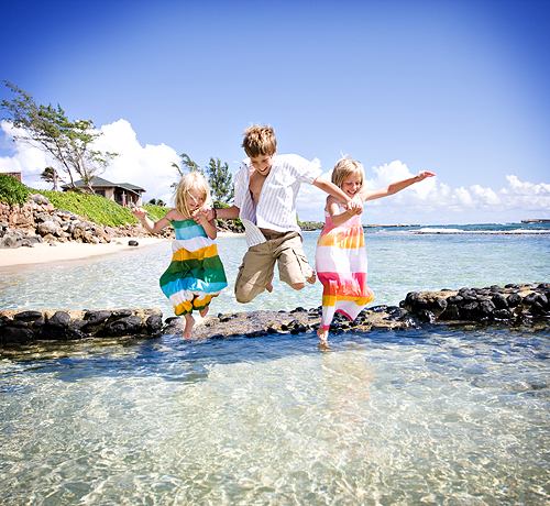 Hawaii Family Photography water-0023