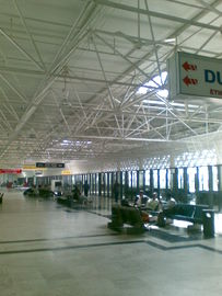 The new Addis airport