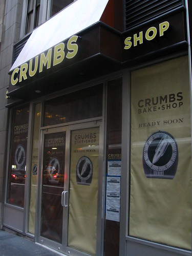 Madison Avenue Crumbs