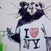 I LOVE NY RAT
