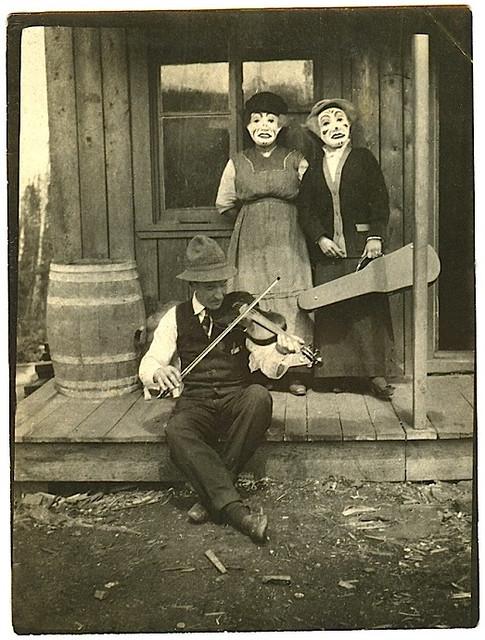 Polygamist Clown Hootenanny