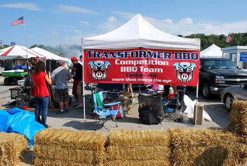 American Royal Barbecue Contest: Out and About Among the Teams (by Adam &quot;Slice&quot;<br /> Kuban)