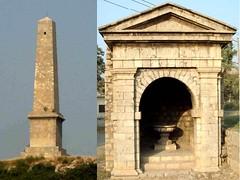 nicholson monument (tango 48) Tags: pakistan monument pass obelisk nicholson islamabad margalla gtroad margallapass nicholsonmonument