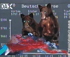 Bären fressen DAX