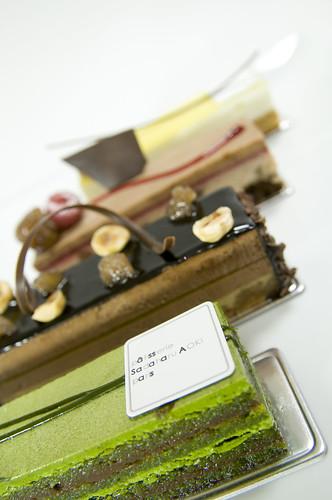 Pâtisserie Sadaharu Aoki Paris, Shinjuku Isetan