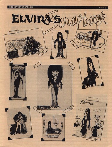 The Elvira Examiner volume III page 3