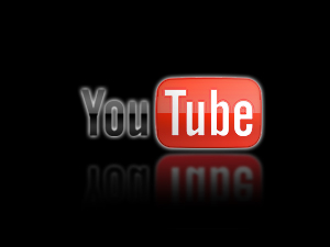 YouTube mini Black Logo
