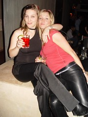 C0941 (giulianross333) Tags: girls party leather dancing skirt miniskirt pelle leder leatherskirt leatherpants cuir partygirls