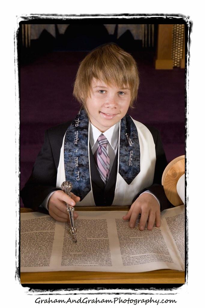 Orange County Bar Mitzvah | Temple Beth Sholom