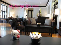 Hello Kitty at Saujana Golf and Country Club, Malaysia
