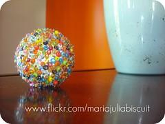 Bolinha (Alane • maria julia biscuit) Tags: cores handmade artesanato artesanal biscuit fofo cor porcelana porcelanafria feitoamao