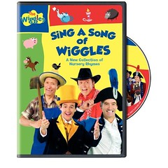 """Sing a Song of Wiggles"" DVD"