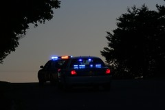 Dusk (partolman) Tags: sunset usa northcarolina policecar carolina policeman bluelight policeofficers hickory policeofficer policecruiser patrolman hickorynorthcarolina catawbacounty nccatawbacounty cityofhickory hickorypolicedepartment ncpatrolofficer hickorypoliceofficer hickorypolice hickorypoliceofficers hickorypolicecar