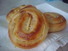 Girelle alle mele (Pan aux Pomme)