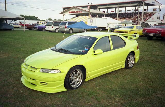 2000 1996 1999 dodge 1997 1998 1995 mopar carlisle carshow stratus customcar bodykit cloudcar fwdmopar jabody carlisleallchryslernationals